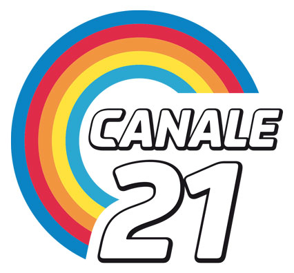 Canale 21 UFFICIALE Bianco